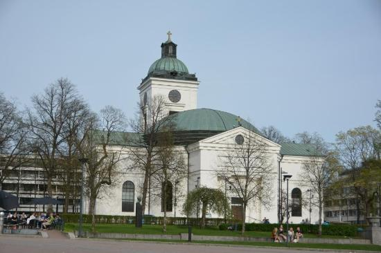 ‪Hämeenlinna Church‬