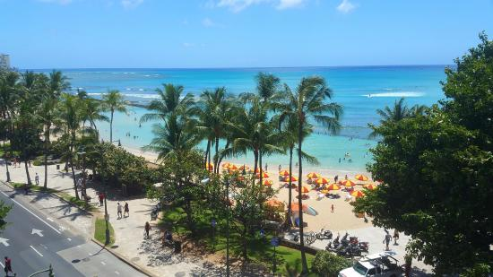 deluxe ocean view room picture of aston waikiki beachside hotel rh tripadvisor com