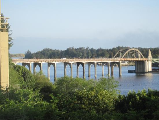 Florence, OR: Clear morning