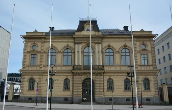 Hameenlinnan Kaupungin Raatihuone