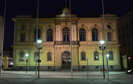 Hämeenlinnan Kaupungin Raatihuone