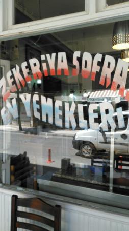 Zekeriya Sofrasi: Fena değil...