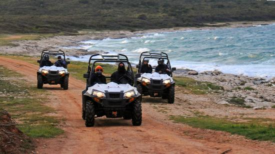 Banjole, Croatia: Buggy Safari Pula