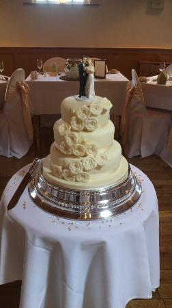 Kirkpatrick Fleming, UK: Cake