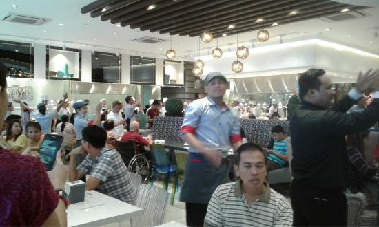 Vikings SM City Cebu Restaurant