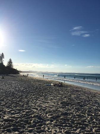 East on Byron: Belongil Beach on your doorstep