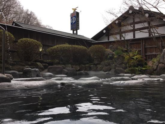 Ảnh về Shirane Onsen Yakushinoyu
