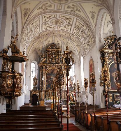 Kloster Schaftlarn