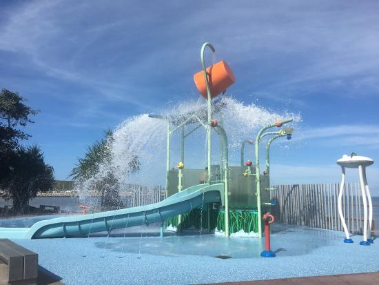 Bowen Water Park Playground