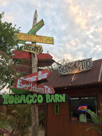 The Tiki Bar: Tiki Bar!!