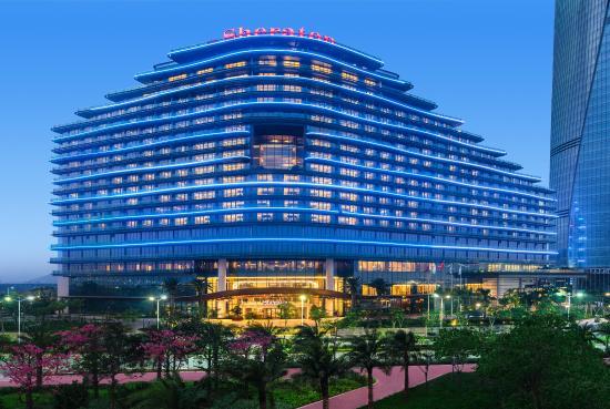 쉐라톤 주하이 호텔