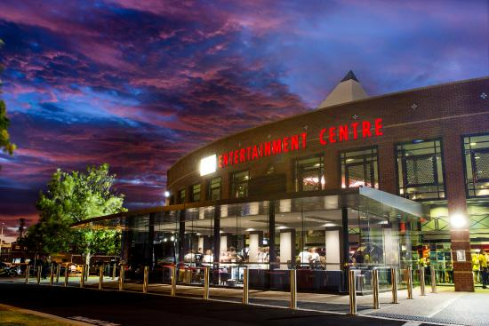 Bunbury Regional Entertainment Centre