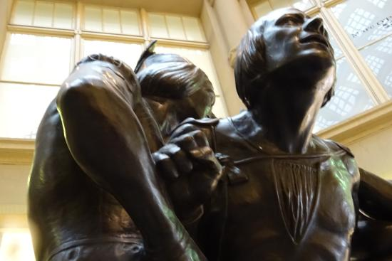 Auerbach's Keller: Statue