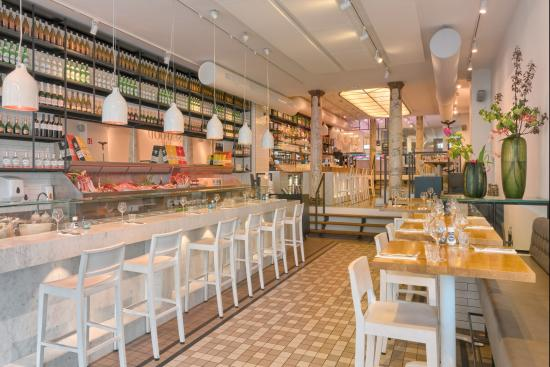 Sea picture of the seafood bar spui amsterdam tripadvisor for Seafood bar spui 15