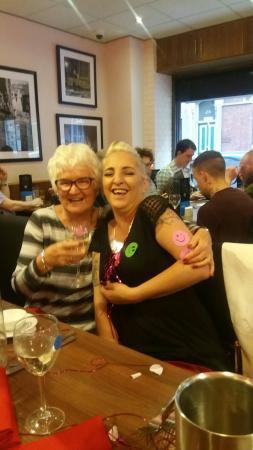 Μπόλτον, UK: Wonderful 40th birthday meal
