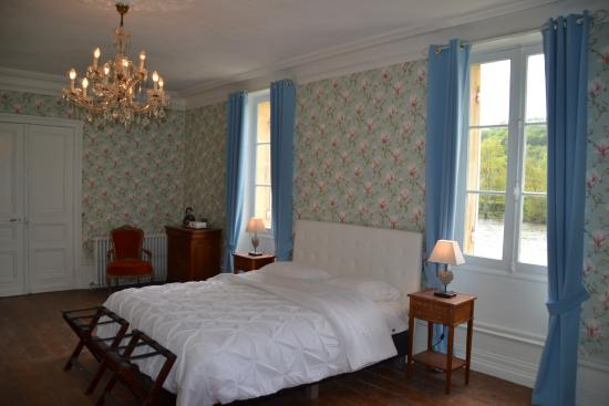 Lalinde, Frankreich: Gastenkamer Eymet