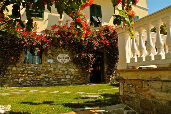 Montegrazie, Italy: Ingresso Ristorante