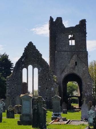 Duleek Abbey & Churchyard