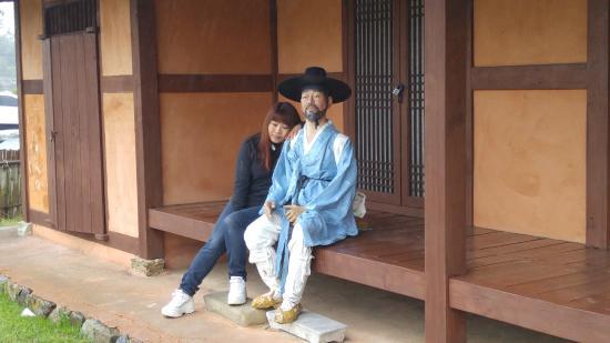 Namhae-gun, Korea Selatan: 유배온 김만중님