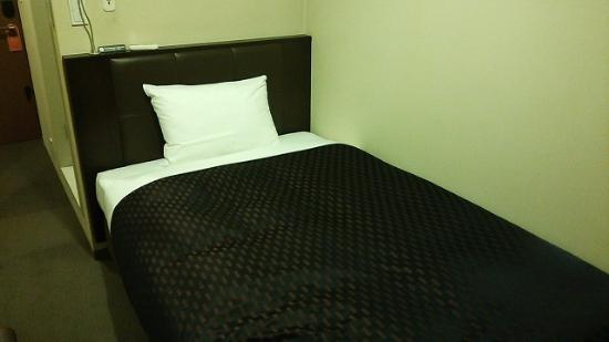 Hasebe Machiya Inn : ベッド