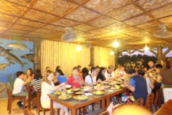 Manna STK Food House: 50pax