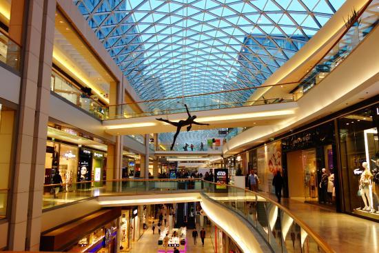 Eurovea Galleria! - Picture of Eurovea Galleria 56fb6369c07