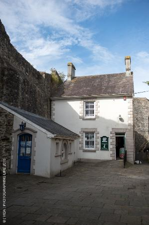Carmarthen Tourist Information Centre