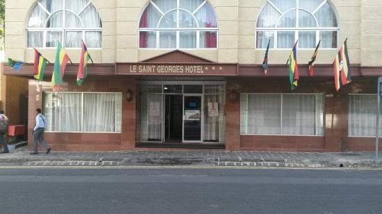 Photo de le saint georges port louis tripadvisor - Hotel ile saint louis ...