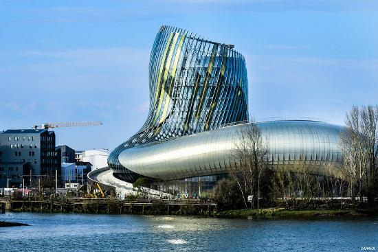 La Cit 233 Du Vin Picture Of La Cite Du Vin Bordeaux Tripadvisor