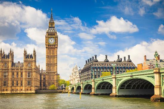 Λονδίνο, UK: SANDEMANs NEW London Tours