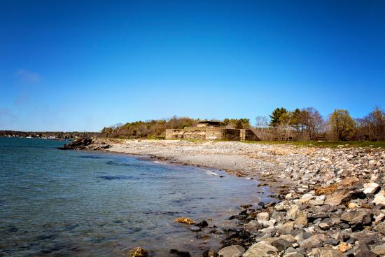 Kittery Point, ME: Fort Foster