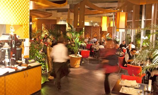 Le jardin thai asian restaurant rue du petit chene 34 for Restaurant jardin thai