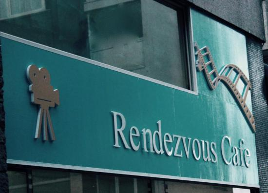 The Rendezvous Cafe: redezvous cafe