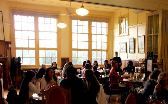 Gippsland, Australia: Schoolhouse Cafe open for regular events