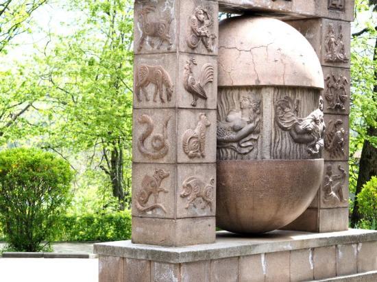 Sculpture Zodiac Signs