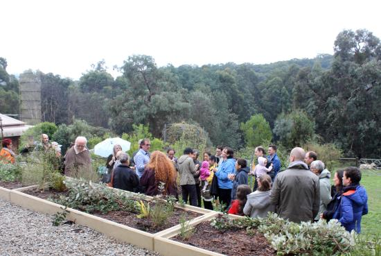 Gippsland, Austrália: Farm and native garden tour