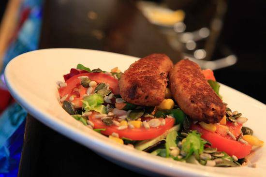 The Rendezvous Cafe : lunch