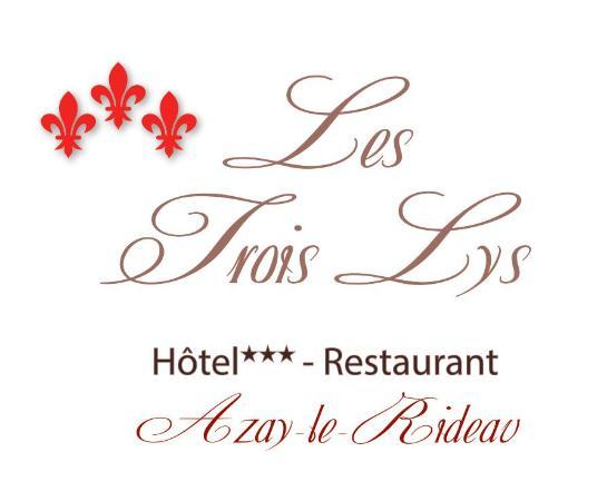 logo Les trois lys