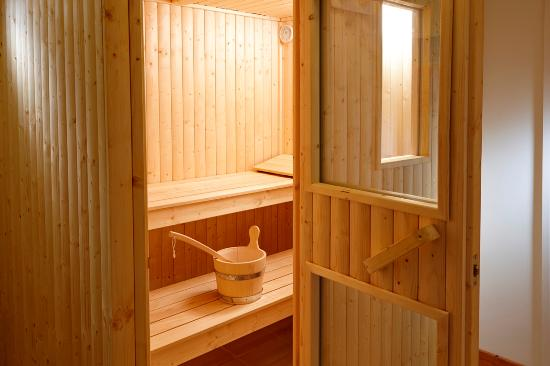 Karuna Detox Retreat : TraditionalSauna