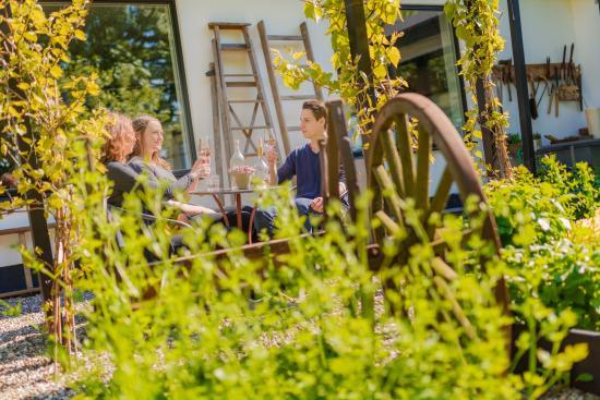 Abbekas, Svezia: garden