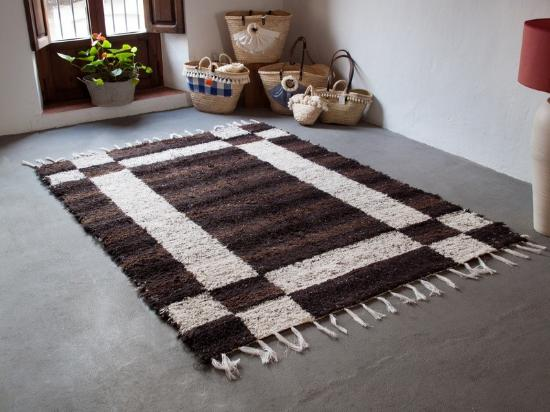 Alfombras algodon 100 reciclado tejidas a mano en for Alfombras artesanales tejidas a mano