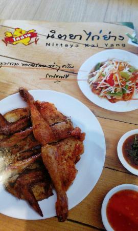 Nittaya Kai Yang Restaurant - Nawamin 53