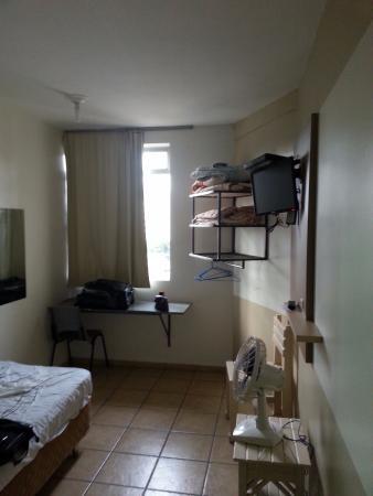 Hotel Romanville: Quarto single