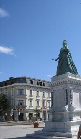 Statue der Maria Theresia