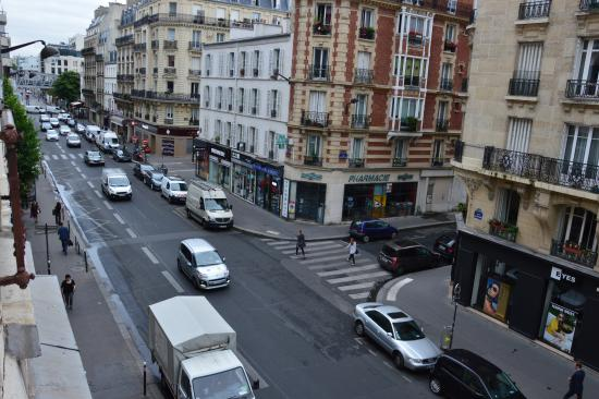 Hotel Lecourbe Paris
