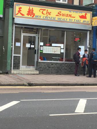 Swan chinese takeaway isleworth restaurant reviews for C kitchen chinese takeaway restaurant