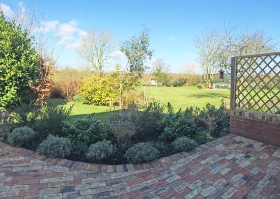 Norfolk, UK: Humbleyard - view from The Croft