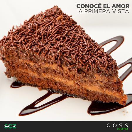 Goss : Torta Brigadeiro!