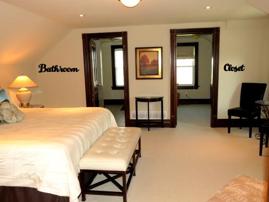 Heathcote Haven Bed and Breakfast: Valleyview Full View