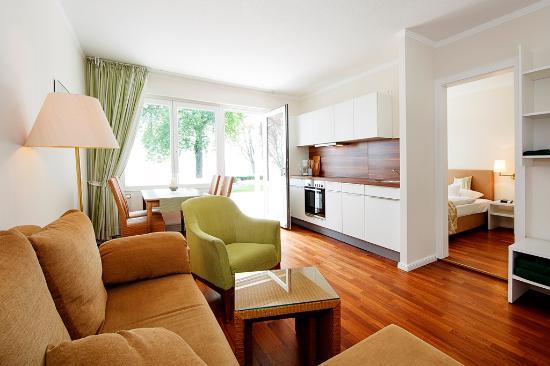 Aparthotel Seehof: Ebenerdiges Appartement